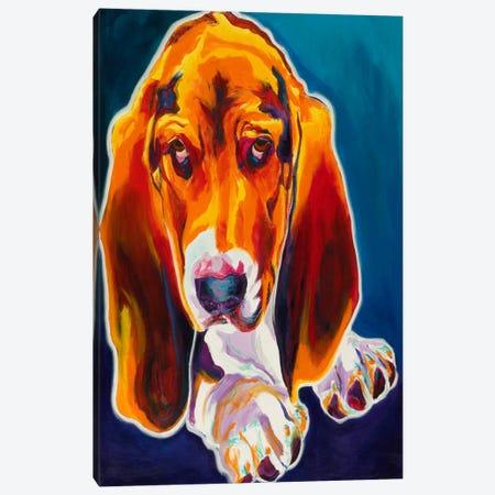 Ears Canvas Print #15286} by DawgArt Canvas Art Print