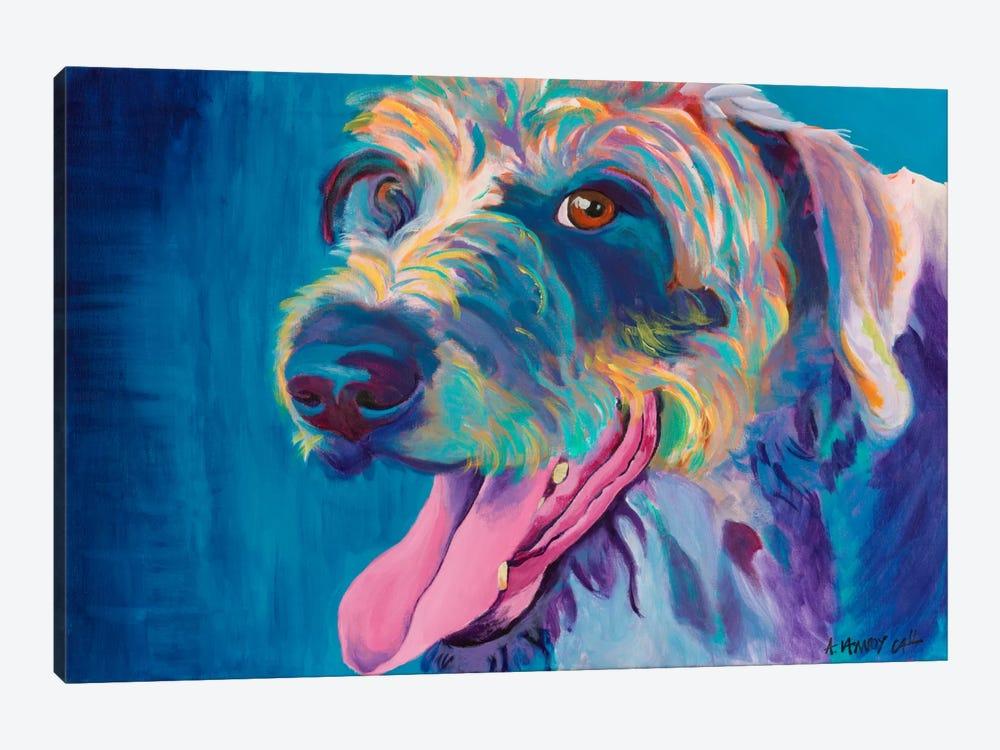 Lizzy by DawgArt 1-piece Canvas Art