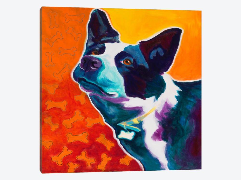 Piper by DawgArt 1-piece Canvas Artwork