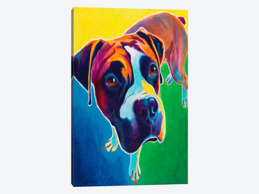 Leo 1-piece Canvas Artwork