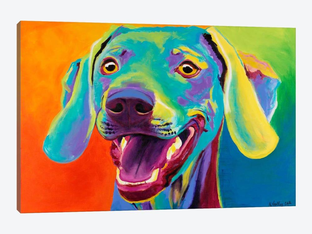 Taffy by DawgArt 1-piece Art Print
