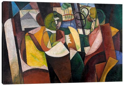 Metzinger, Cubism and After Canvas Art Print