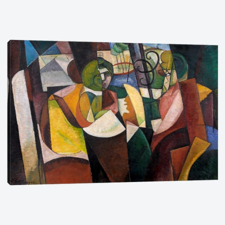 Metzinger, Cubism and After Canvas Print #15329} by Albert Gleizes Canvas Print