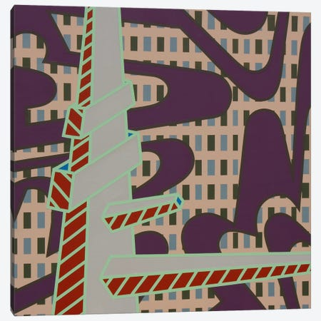 Lines Project #70 3-Piece Canvas #15511} by Eric Carbrey Canvas Art