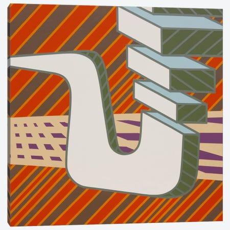 Lines Project #60 Canvas Print #15521} by Eric Carbrey Canvas Art Print