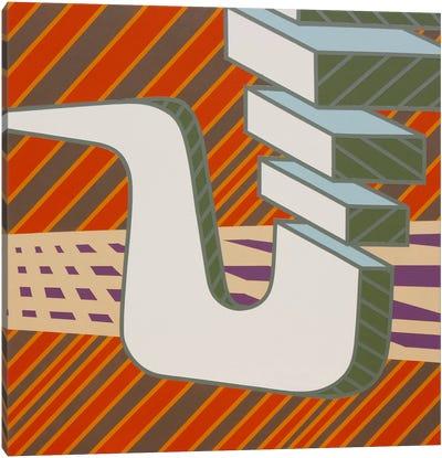 Lines Project #60 Canvas Art Print