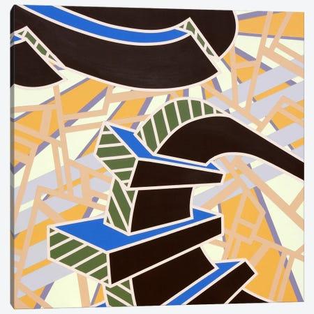 Lines Project #61 Canvas Print #15522} by Eric Carbrey Canvas Art Print