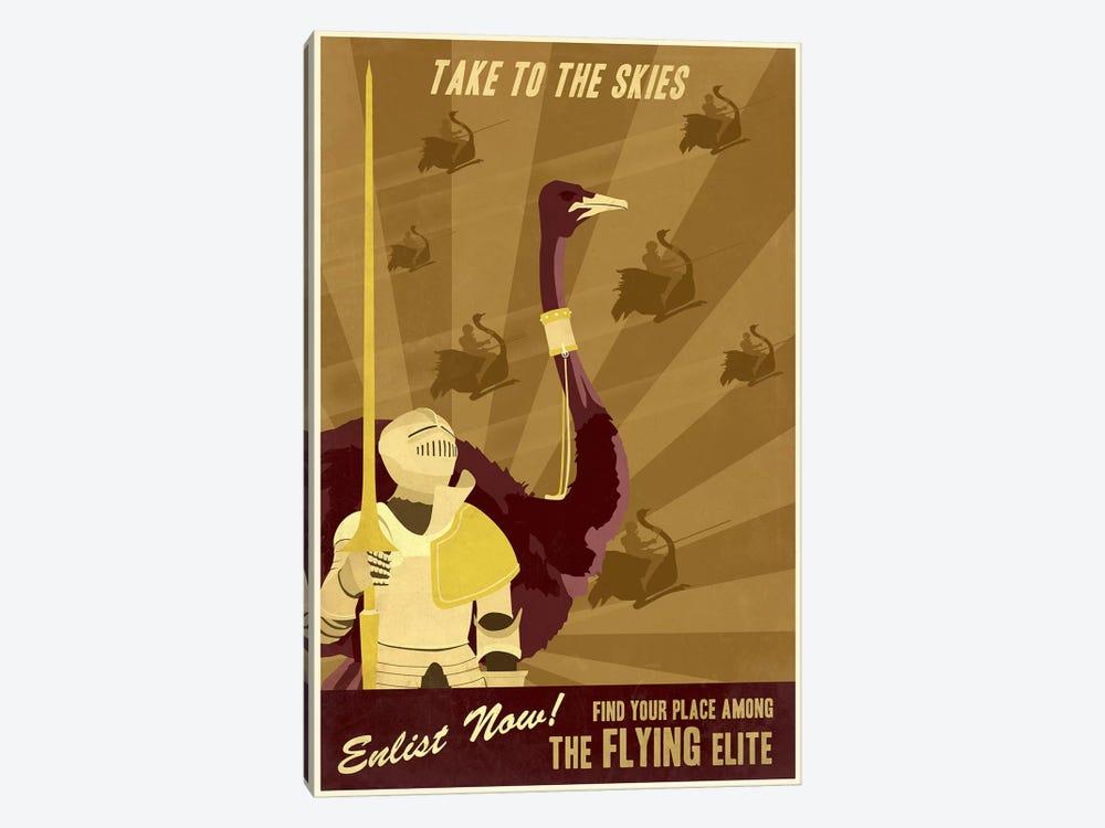 The Flying Elite by Steve Thomas 1-piece Art Print