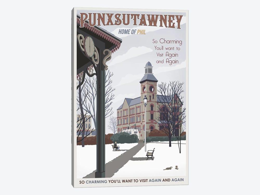 Punxsutawney by Steve Thomas 1-piece Canvas Art