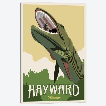 Hayward Muskie Canvas Print #15540} by Steve Thomas Canvas Art Print