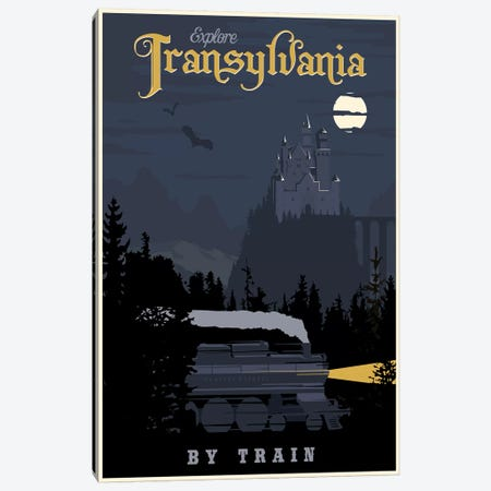 Transylvania Travel Canvas Print #15551} by Steve Thomas Canvas Artwork