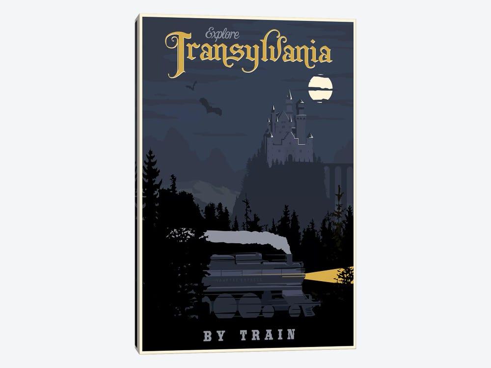 Transylvania Travel by Steve Thomas 1-piece Canvas Artwork