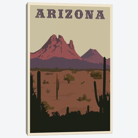 Arizona Canvas Print #15556} by Steve Thomas Canvas Art Print
