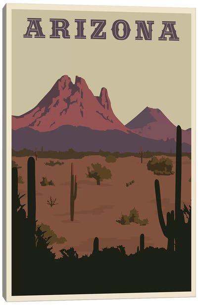 Arizona Canvas Art Print