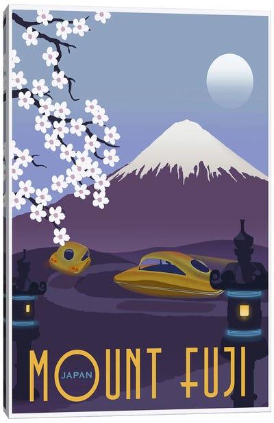 Mt Fuji Canvas Print #15563
