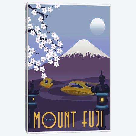 Mt. Fuji Canvas Print #15563} by Steve Thomas Canvas Print