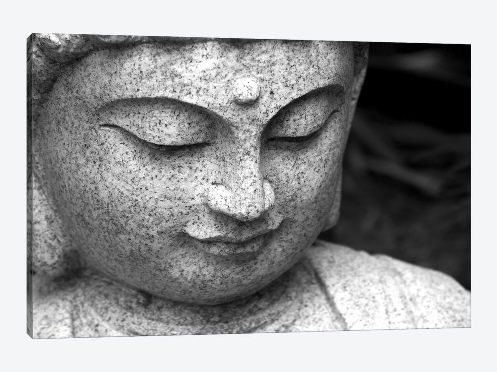 Chinese Buddha 1-piece Canvas Artwork