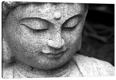 Chinese Buddha Canvas Art Print