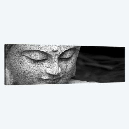 Chinese Buddha Canvas Print #15PAN} by Unknown Artist Canvas Art