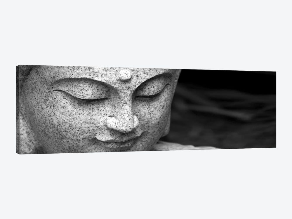 Chinese Buddha 1-piece Canvas Wall Art