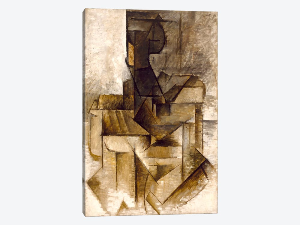 The Rower by Pablo Picasso 1-piece Art Print