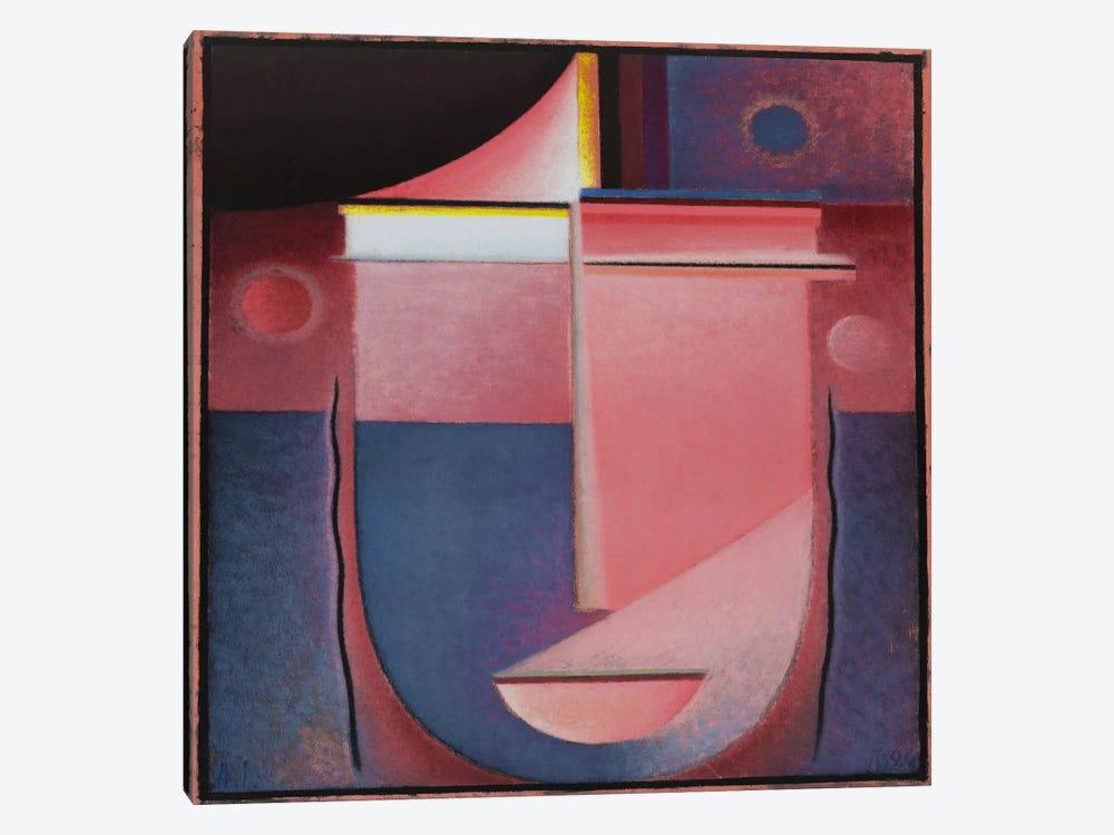Looking Within Rosy Light by Alexej von Jawlensky 1-piece Canvas Art