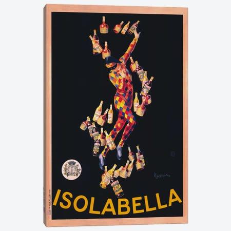Isolabella (Vintage) Canvas Print #1868} by Leonetto Cappiello Canvas Artwork