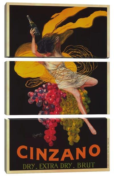 Asti Cinzano (Vintage) Canvas Art Print