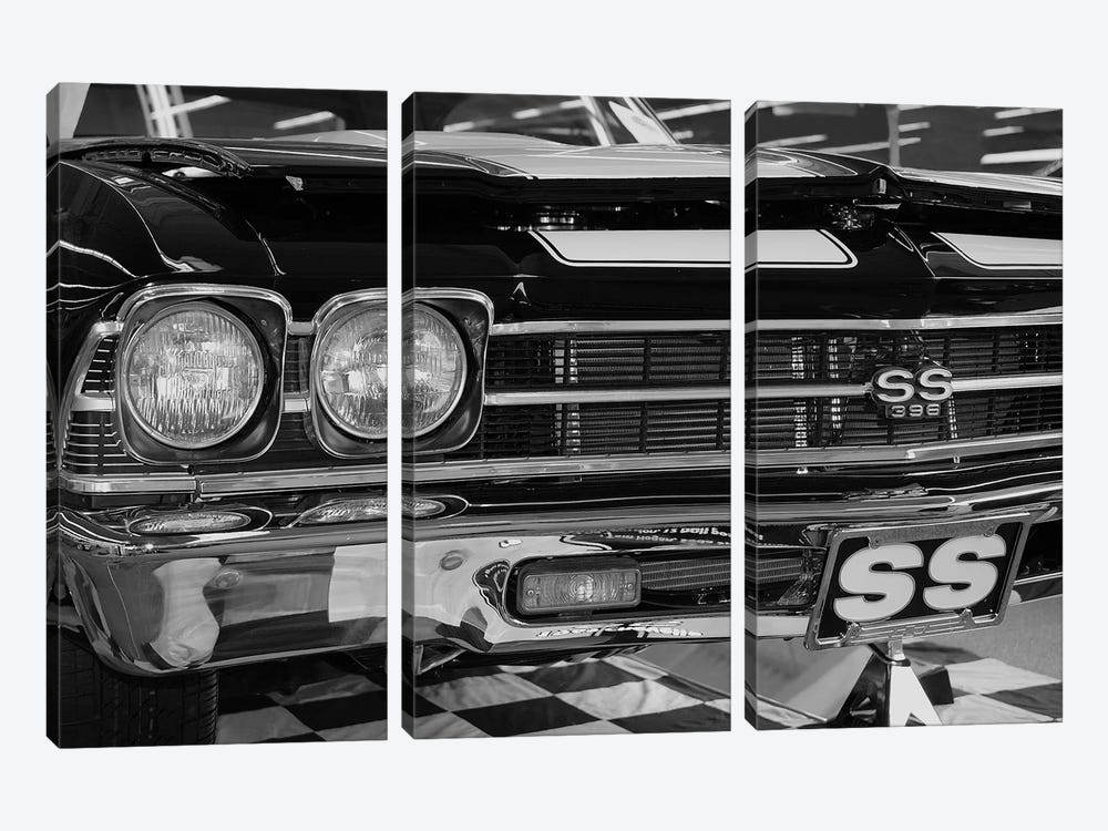 Chevelle by Unknown Artist 3-piece Canvas Art