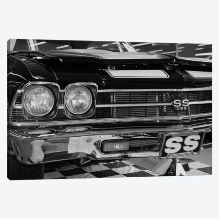 Chevelle 3-Piece Canvas #19} by Unknown Artist Canvas Artwork