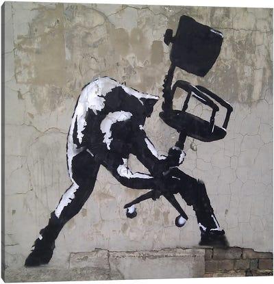 London Calling Canvas Art Print