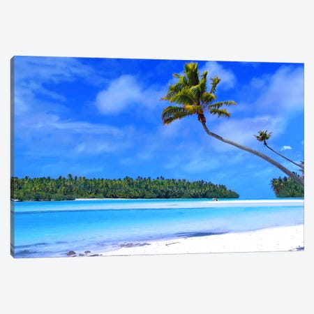 The Island Canvas Print #27} by Unknown Artist Canvas Wall Art