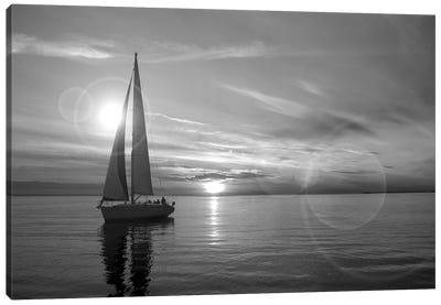 Sailboat Canvas Print #28