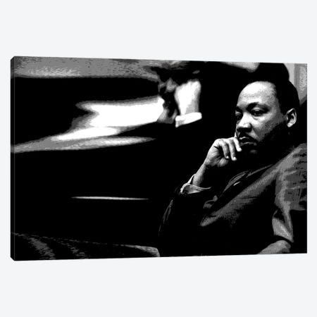 Martin Luther King Canvas Print #293} by Unknown Artist Canvas Print