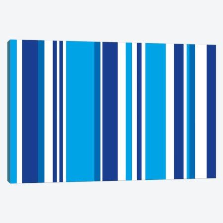 Cobalt Baby Blue Canvas Print #3001} by iCanvas Art Print