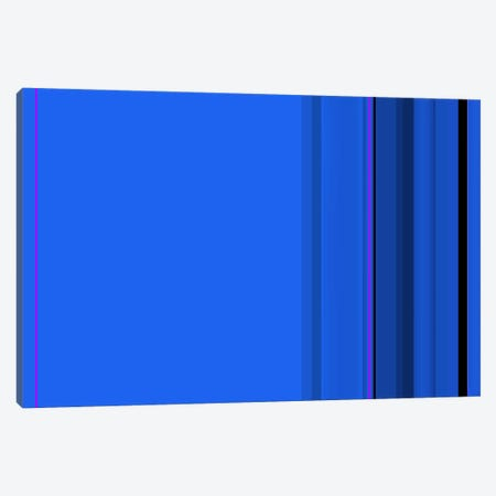 True Blue Canvas Print #3003} by iCanvas Canvas Print