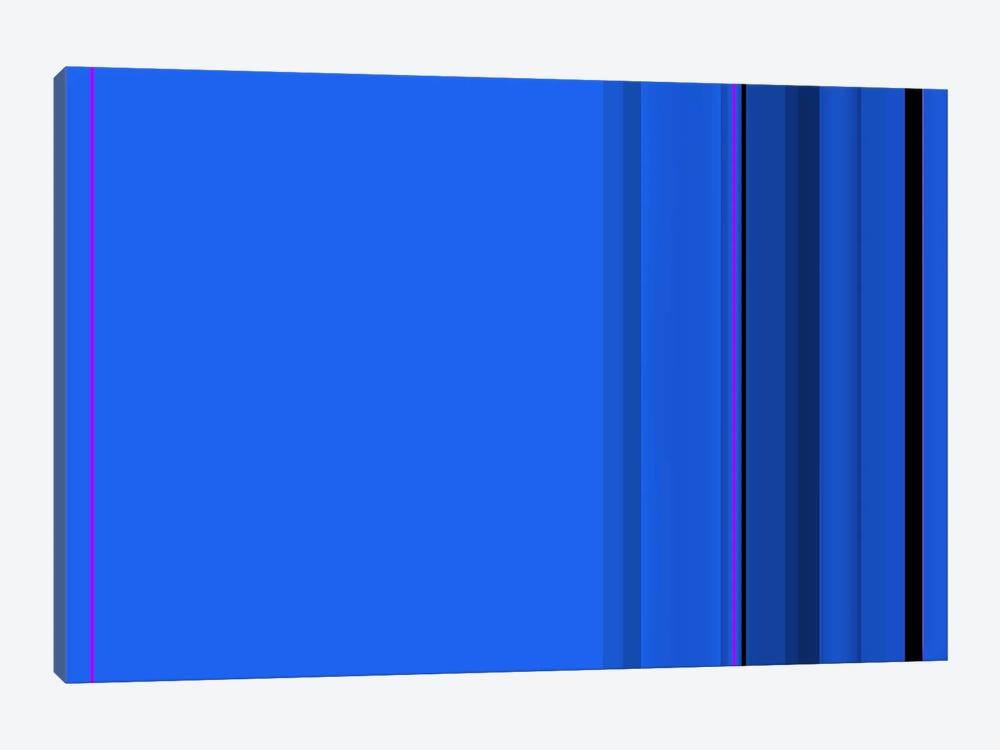 True Blue by iCanvas 1-piece Canvas Art Print
