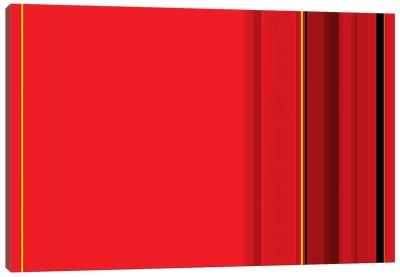 Ferrari Red Canvas Print #3008