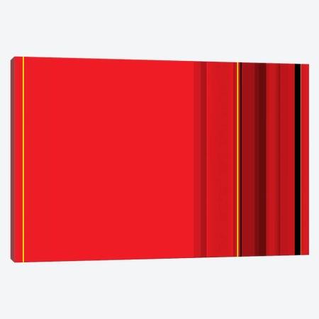Ferrari Red Canvas Print #3008} by iCanvas Canvas Art Print
