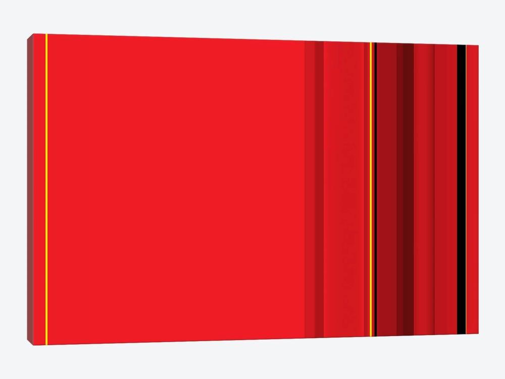 Ferrari Red by iCanvas 1-piece Canvas Wall Art