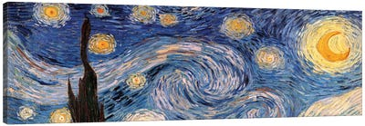 The Starry Night Canvas Print #300PAN