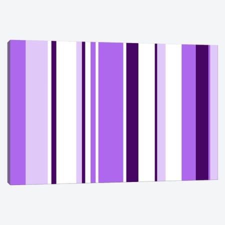 Violet Purple Irises Canvas Print #3013} by iCanvas Canvas Art