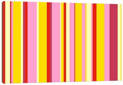 Fruity Ice-cream Desert Canvas Art Print