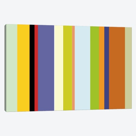 For The Love of Color Canvas Print #3027} by iCanvas Canvas Art