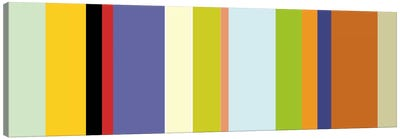 For The Love of Color Canvas Print #3027PAN
