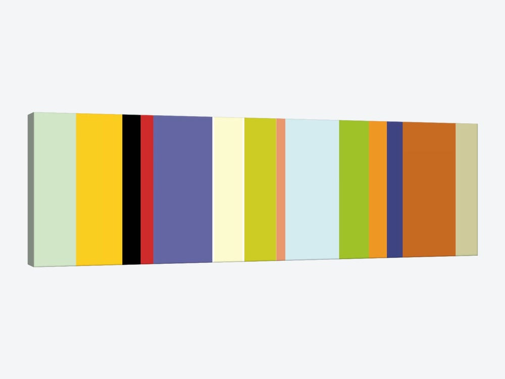 For The Love of Color by iCanvas 1-piece Canvas Artwork
