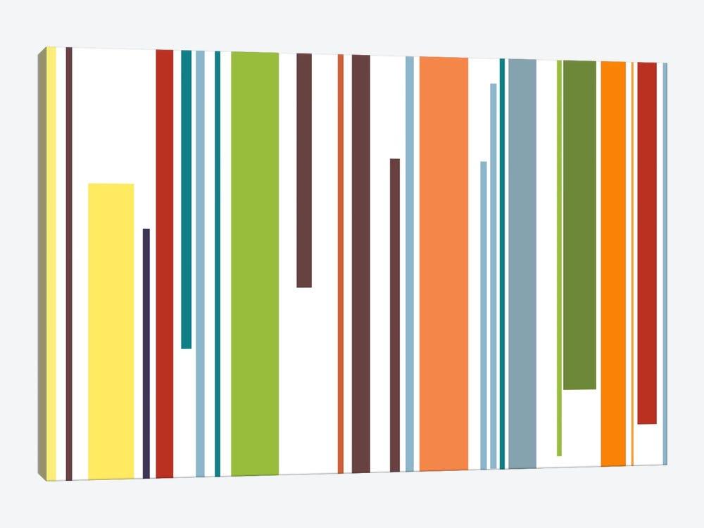Pastel Piano Keys by iCanvas 1-piece Canvas Artwork