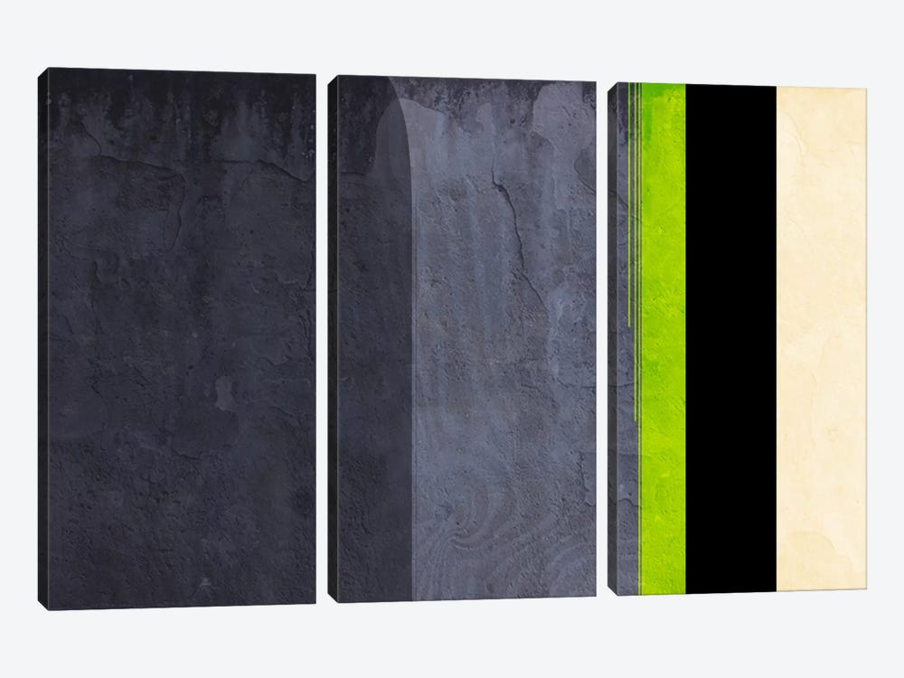 Honeydew Slate 3-piece Art Print
