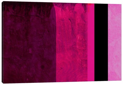 Girls Room Barby Pink Canvas Print #3033