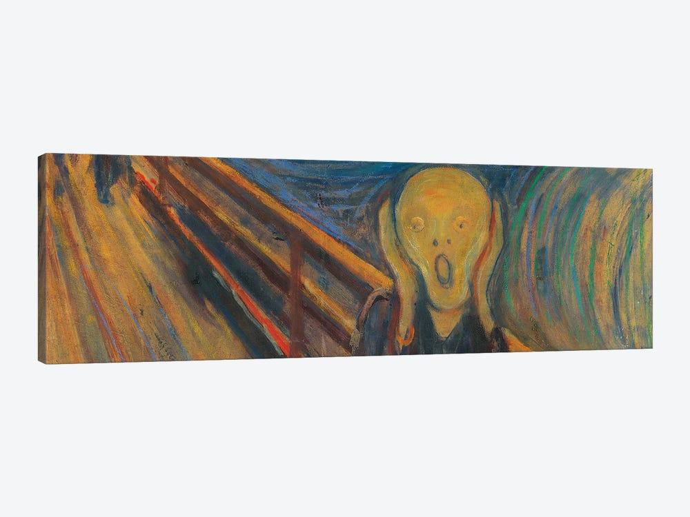 The Scream by Edvard Munch 1-piece Canvas Print